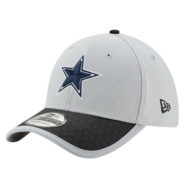 Dallas Cowboys New Era Fan Gear Sideline 39Thirty Hat