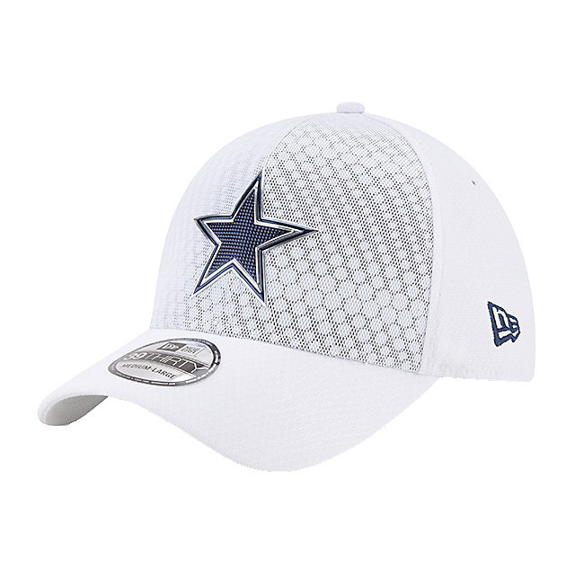 Dallas Cowboys New Era Color Rush 39Thirty Cap