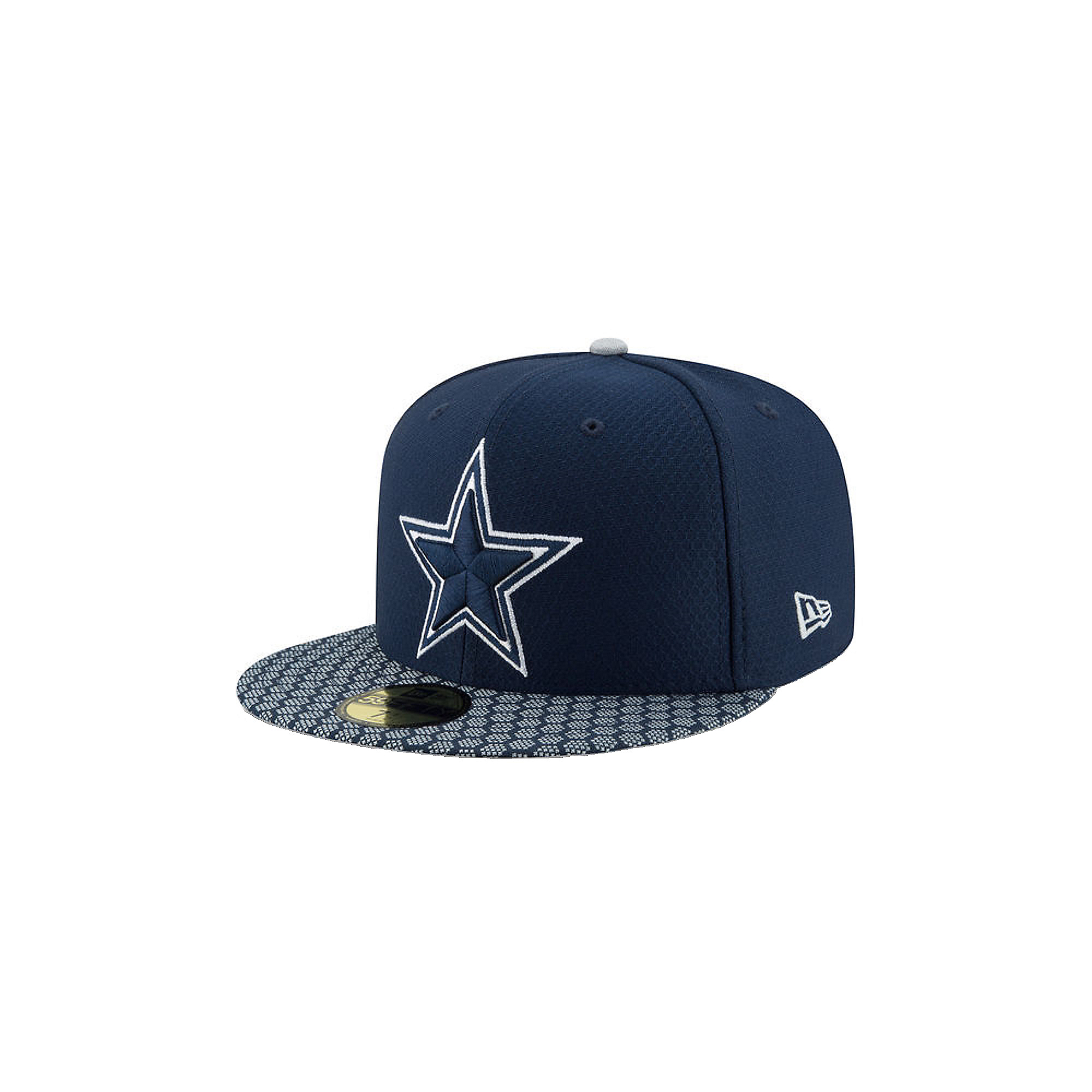Dallas Cowboys New Era Mens Sideline 59Fifty Hat