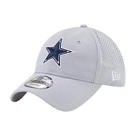 Dallas Cowboys New Era Fan Gear Training 9Twenty Cap