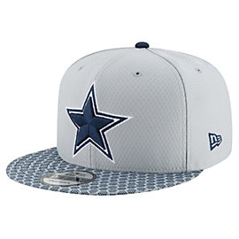 Dallas Cowboys New Era Sideline 9Fifty Cap