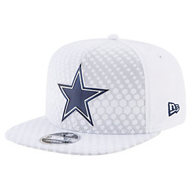Dallas Cowboys New Era Color Rush 9Fifty Cap