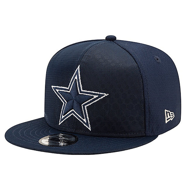 Dallas Cowboys New Era Fan Gear Color Rush 9Fifty Cap