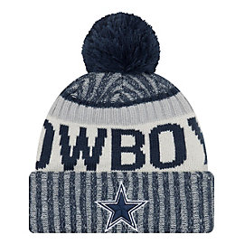 Dallas Cowboys New Era Sideline Sport Knit Hat