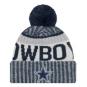 Dallas Cowboys New Era Sideline Sport Knit Hat