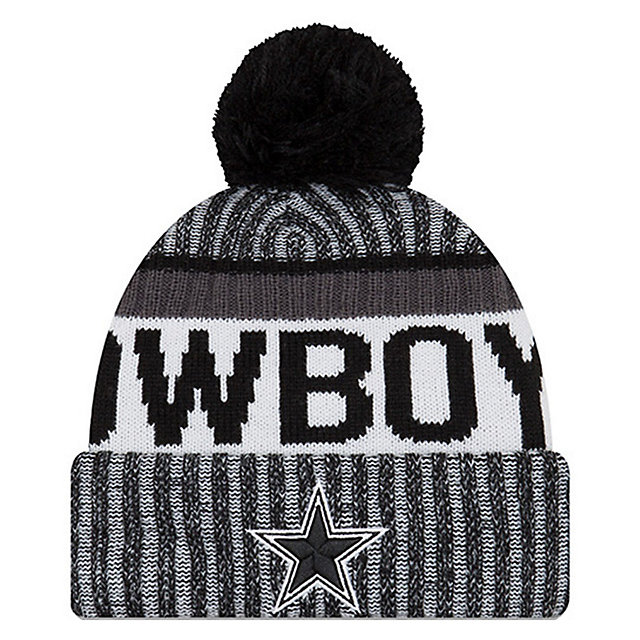 Dallas Cowboys New Era Fan Gear Sport Knit Hat