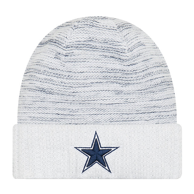 Dallas Cowboys New Era Color Rush Knit Hat