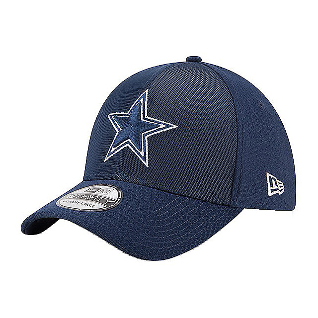 Dallas Cowboys New Era Fan Gear Color Rush 39Thirty Cap