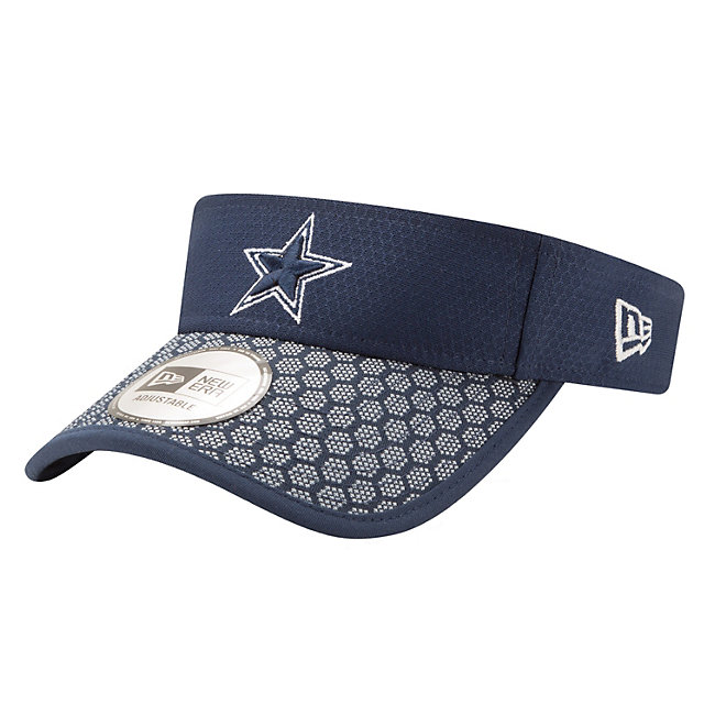 Dallas Cowboys New Era Sideline Visor