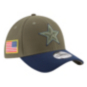 Dallas Cowboys New Era Salute to Service On Field 39Thirty Cap