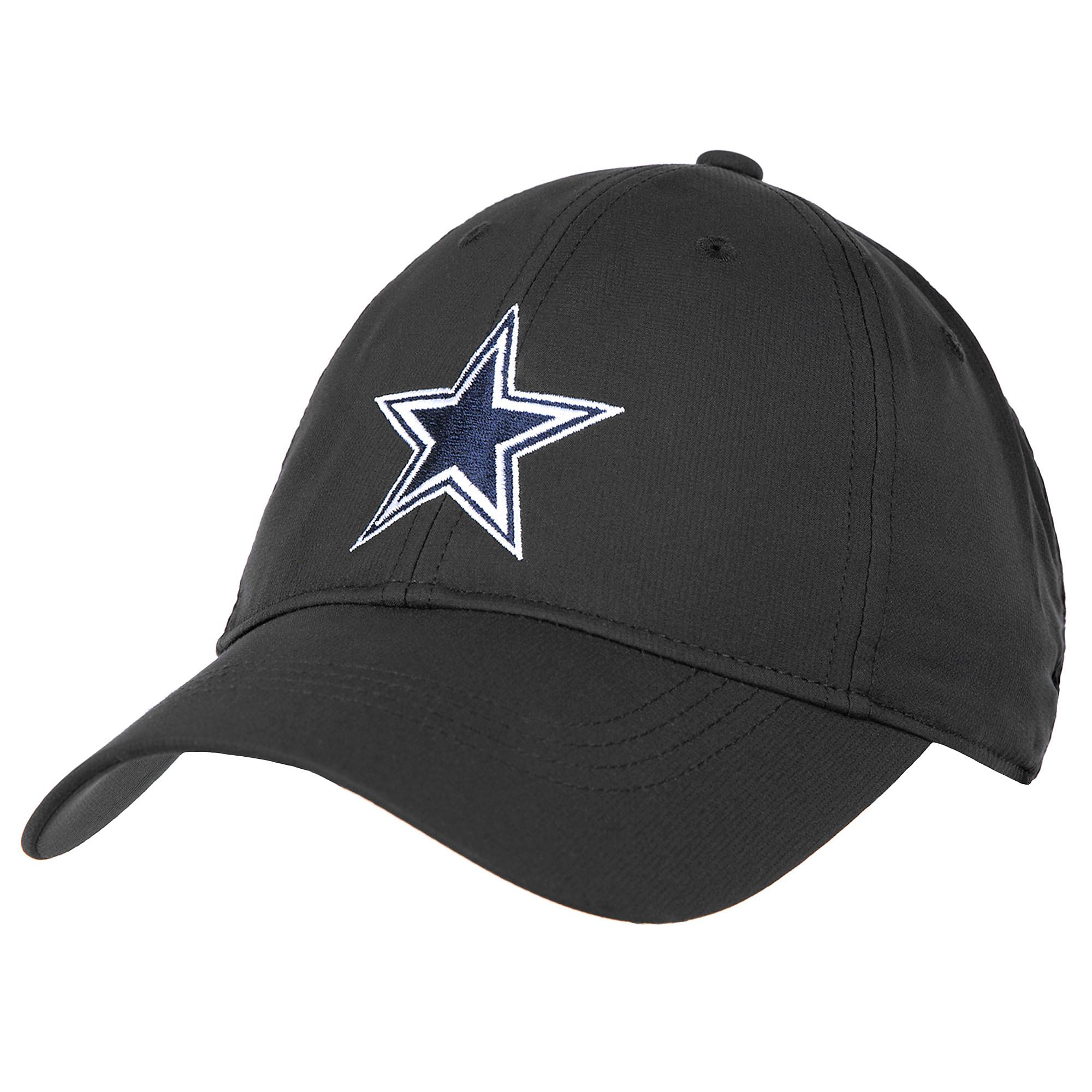 3c52a32f8 Dallas Cowboys Nike Legacy 91 Custom Tech Golf Hat