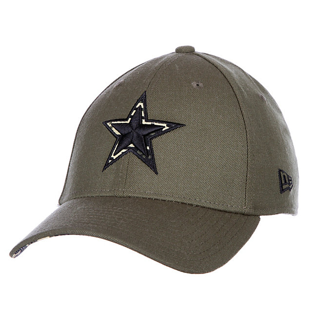 Dallas Cowboys New Era Digi Camo 39Thirty Cap