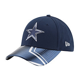 Dallas Cowboys New Era 2017 Draft Womens Onstage 9Forty Cap