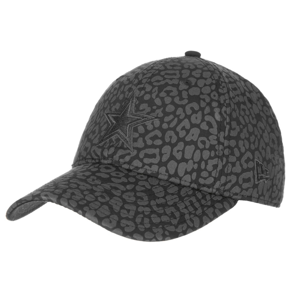 Dallas Cowboys New Era Leopard Flect 9Forty Cap