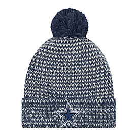 Dallas Cowboys New Era Frosty Cuff Knit Hat