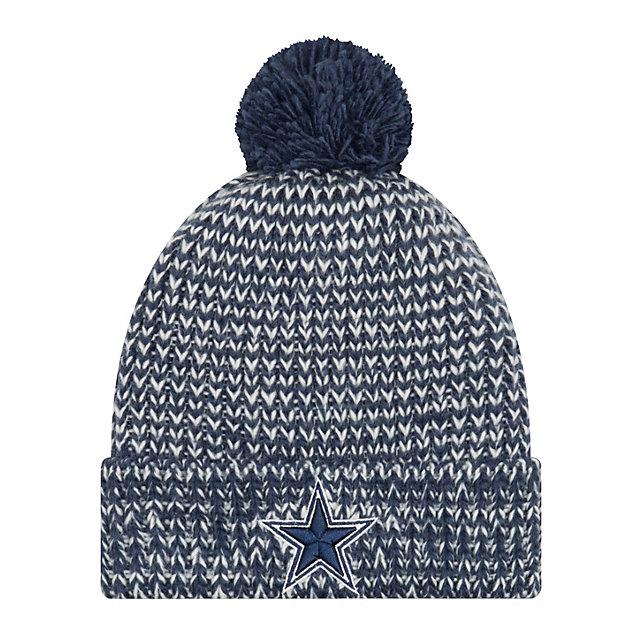 Dallas Cowboys New Era Frosty Cuff Knit Hat