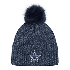 Dallas Cowboys New Era Dazzle 2 Knit Hat