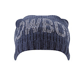 Dallas Cowboys New Era Shiny Slouch Knit Hat