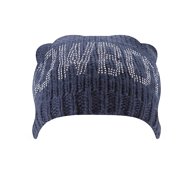 Dallas Cowboys New Era Shiny Slouch Knit Hat
