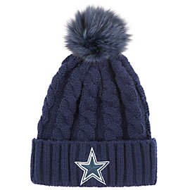 Dallas Cowboys Sophia Knit Hat