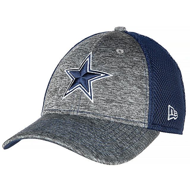 Dallas Cowboys New Era Jr Shadow Turn 9Forty Cap