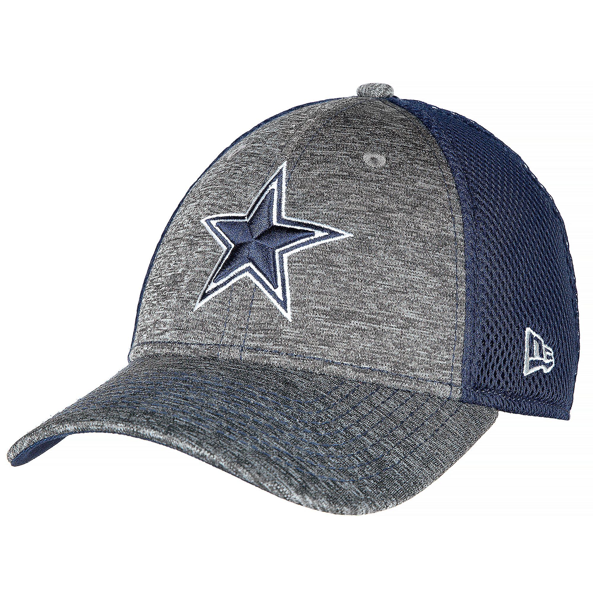 Dallas Cowboys New Era Jr Shadow Turn 9Forty Cap