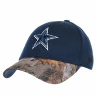 Dallas Cowboys New Era Jr Realtree Performance 39Thirty Cap