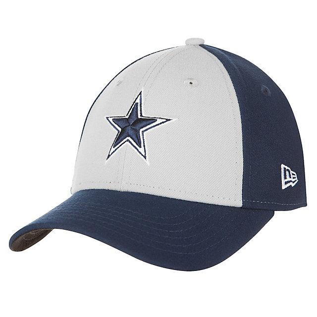 Dallas Cowboys New Era Jr The League Blocked Cap
