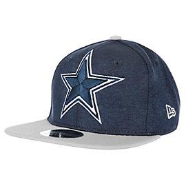 Dallas Cowboys New Era Youth Heather Huge Snap 9Fifty Cap