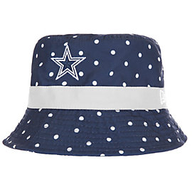 Dallas Cowboys New Era Dotted Bucket Hat
