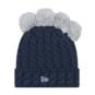 Dallas Cowboys New Era Youth Pom Quad 2 Knit Hat