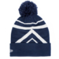 Dallas Cowboys New Era Jr Pom Team Pride Knit Hat