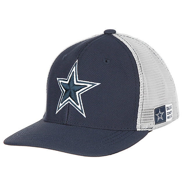 Dallas Cowboys Youth Wright Patman Cap