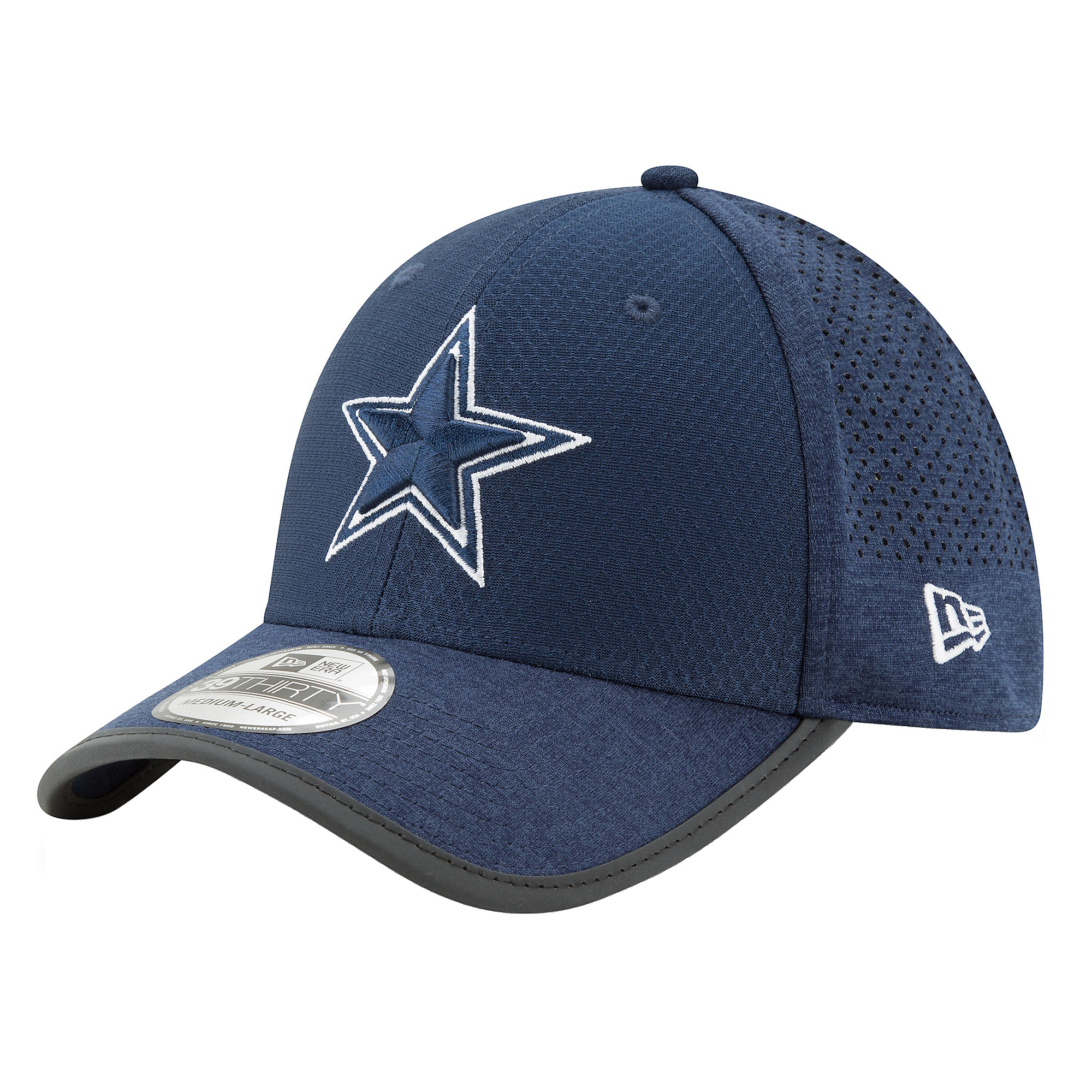 Dallas Cowboys New Era Jr Training 39Thirty Cap