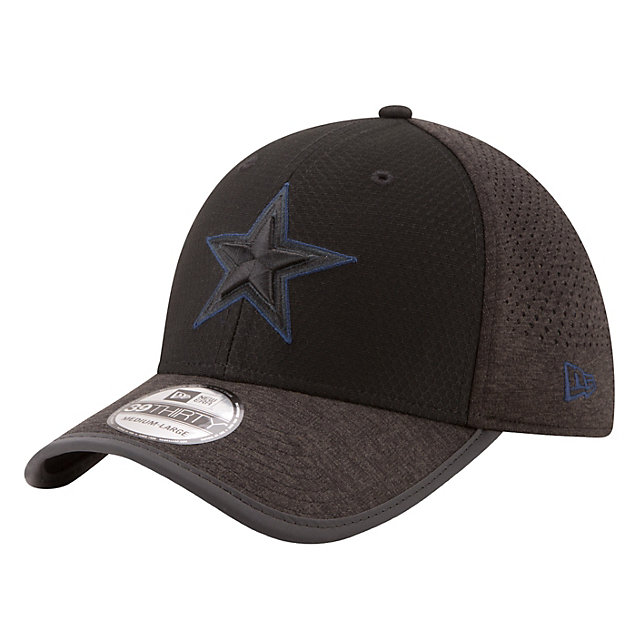 Dallas Cowboys New Era Jr Fan Gear Training 39Thirty Cap