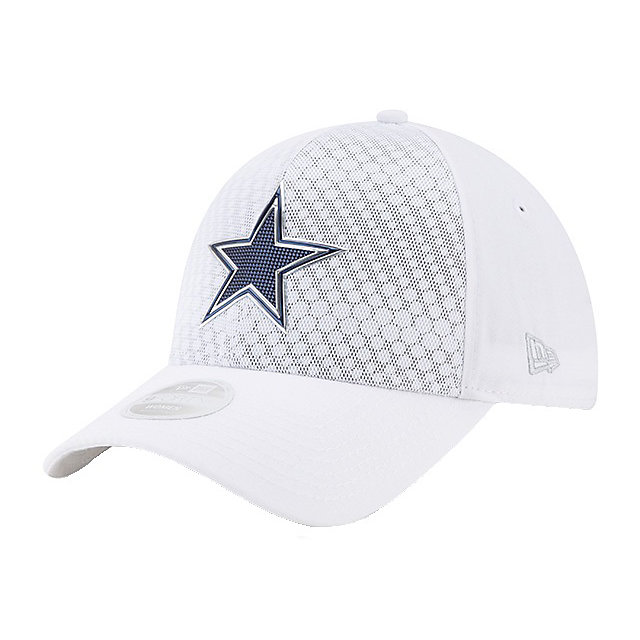 Dallas Cowboys New Era Youth Color Rush 9Forty Cap