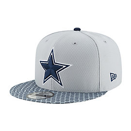 Dallas Cowboys New Era Youth Sideline 9Fifty Cap