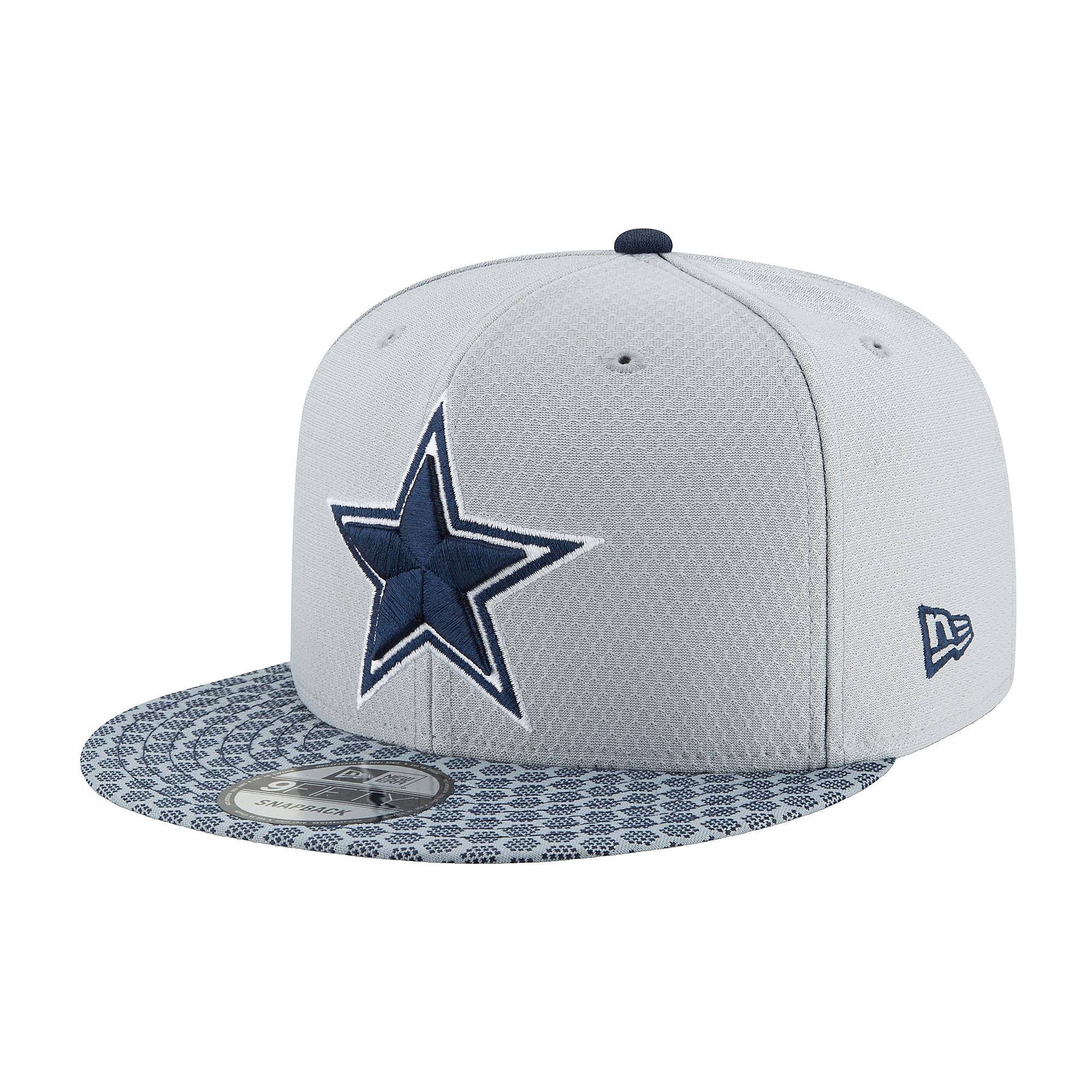 Dallas Cowboys New Era Youth Sideline 9Fifty Cap