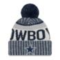Dallas Cowboys New Era Jr Sport Knit Hat