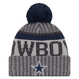 Dallas Cowboys New Era Youth Fan Gear Sport Knit Hat