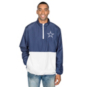 Dallas Cowboys Parker Quarter-Zip Jacket