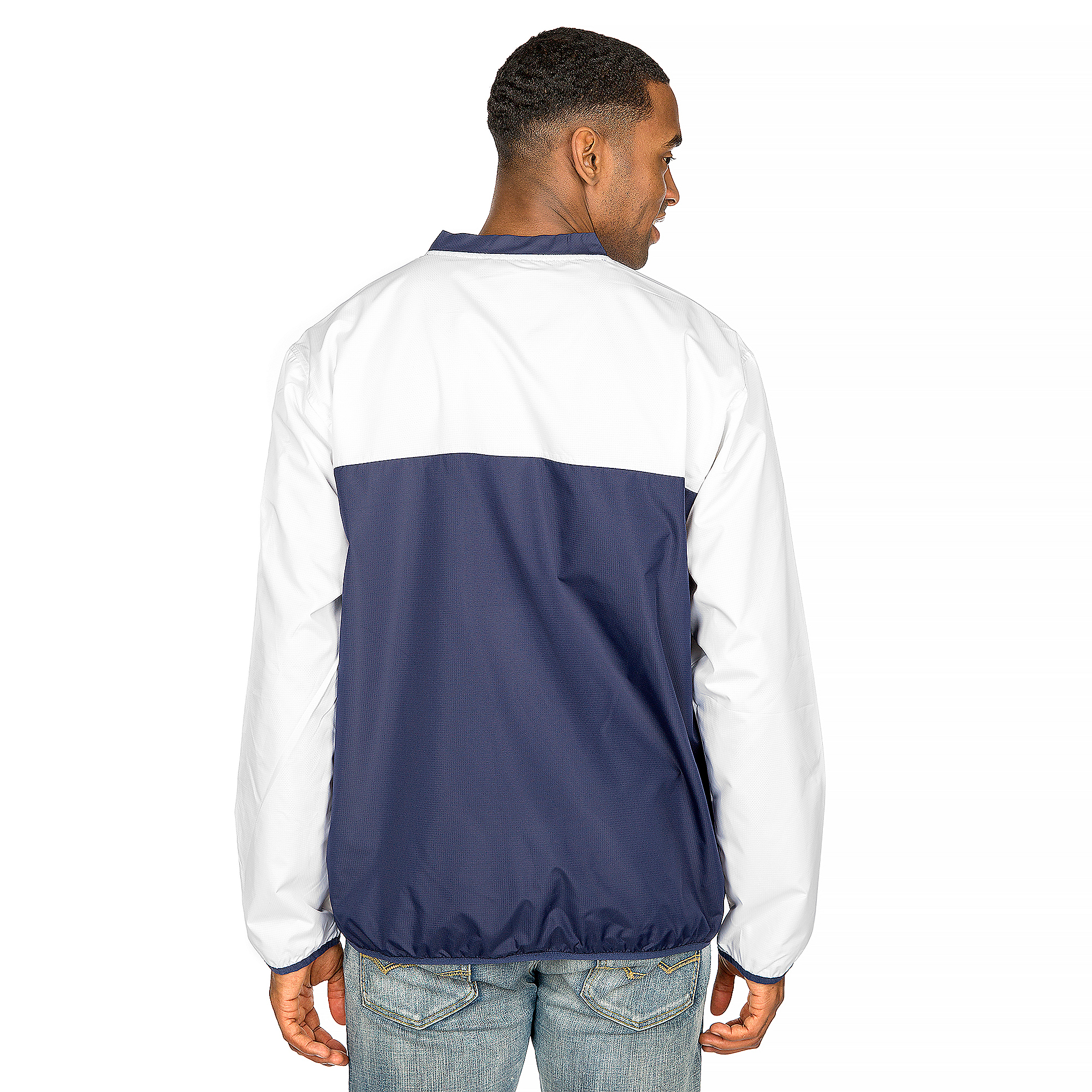 timeless design 4b215 72c7a Dallas Cowboys Elm Pullover Jacket   Dallas Cowboys Pro Shop