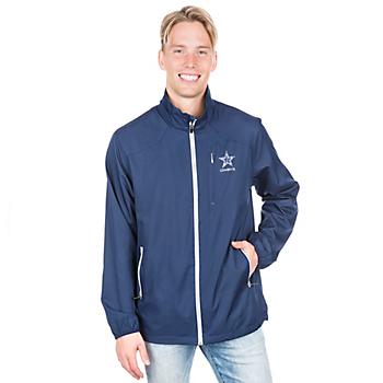 newest b14cb 06477 Dallas Cowboys Mens Outerwear, Cowboys Jackets   Official ...