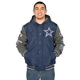 Dallas Cowboys Topbrass Varsity Jacket