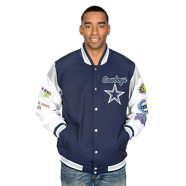 Dallas Cowboys Elite Varsity Jacket