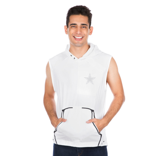 Dallas Cowboys Nike XC Color Rush Alpha Fly Vest
