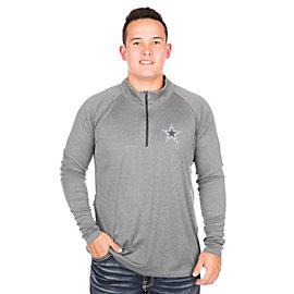 Dallas Cowboys River Quarter-Zip Pullover 3XL-4XL