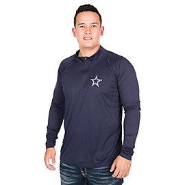 Dallas Cowboys River Quarter-Zip Pullover 3XL-4XL