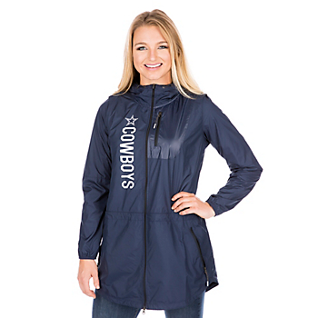 Dallas Cowboys Full-Zip Tote Jacket