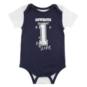 Dallas Cowboys Infant Emilio 2 Pack Bodysuit Set